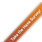 Take the Haxe Survey!